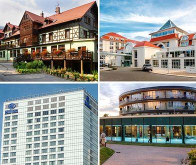 7 polskich hoteli wśród najlepszych na świecie
