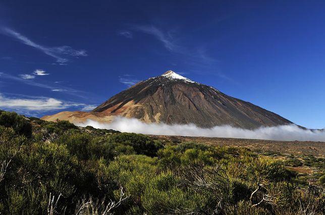 Legenda o El Teide, Teneryfa, Wyspy Kanaryjskie