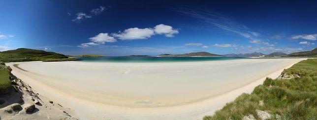 """Brytyjskie """"Malediwy"""" - Seilebost Beach"""