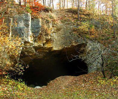 Jaskinia Szachownica. Nieodpowiedzialni turyści wchodzą do niej mimo zakazu