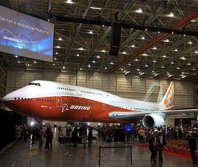 Najbardziej luksusowy samolot