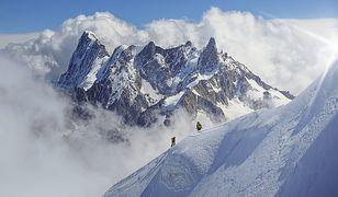Mont Blanc grozi osunięciem. Specjaliści alarmują