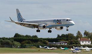 Flybe odwołała wszystkie loty. Regionalny przewoźnik upada przez koronowirusa