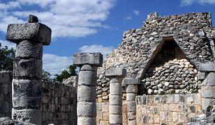 Meksyk. W jaskini na półwyspie Jukatan odkryto odciski dłoni dzieci