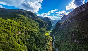 Norwegia - perła Skandynawii