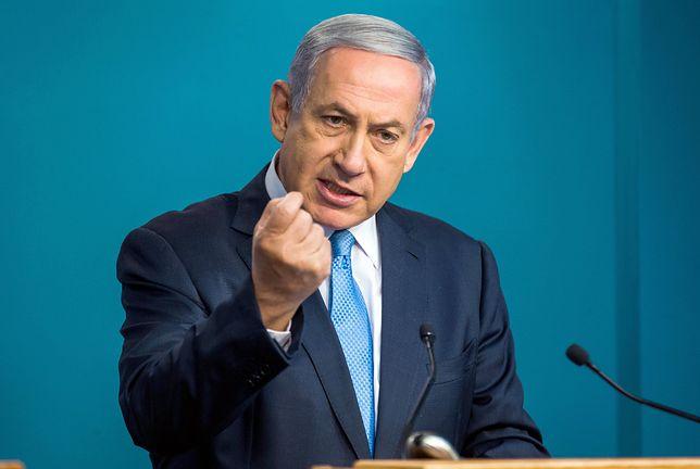 Benjamin Netanjahu o swojej rozmowie z Mateuszem Morawieckim: trwała kilka minut