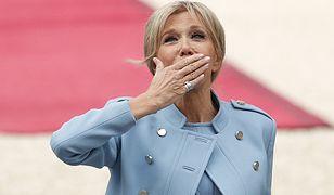 Brigitte Macron ma klasę. Oto, co powiedziała firmie, która wysłała jej mężowi bieliznę