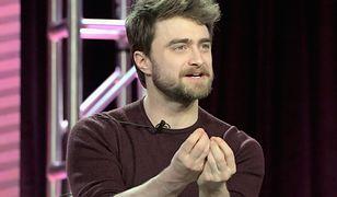 """Daniel Radcliffe w programie """"Who Do You Think You Are"""" wzruszył się po przeczytaniu samobójczej notki pradziadka"""