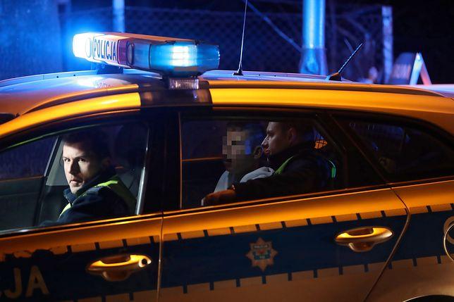 Kierowca to 35-letni mieszkaniec Warszawy. Był wcześniej karany