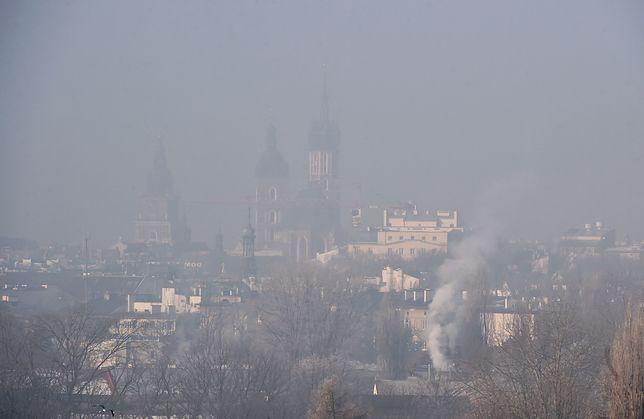 Smog Kraków - 7 stycznia. Sprawdź, jaka dziś jest jakość powietrza
