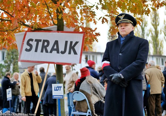"""Kompromitacja """"Solidarności"""" w PLL LOT. Nie poparli strajku, ich wódz poszedł na członka zarządu"""