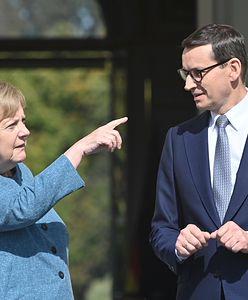 """Merkel w Polsce. """"Afront Andrzeja Dudy"""". Niemieckie media krytykują prezydenta"""