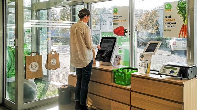 Powstał pierwszy w Europie bezobsługowy sklep. Mieści się w Poznaniu