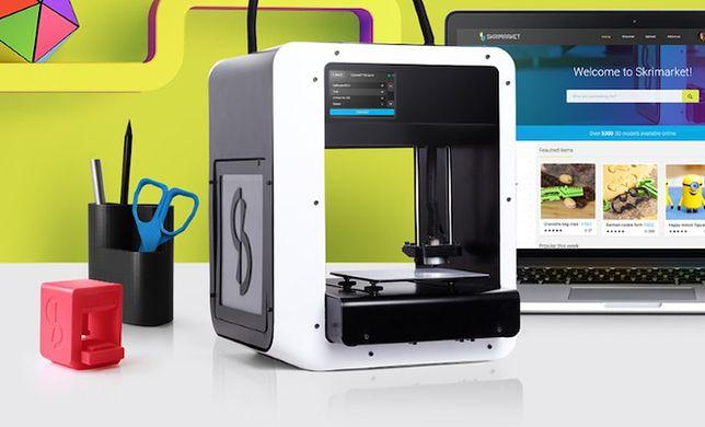 Skriware: polsko-szwedzka drukarka 3D ufundowana na Kickstarterze