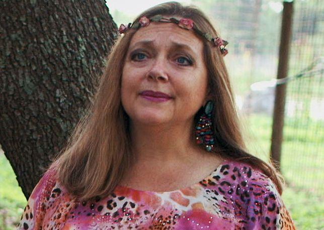 """Wkręcili Carole Baskin. Udzieliła pierwszego wywiadu od publikacji """"Króla tygrysów"""""""