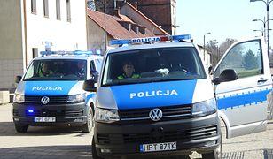 Tragedia w Głogowie. Ranny mężczyzna i 3-letnie dziecko