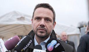 Banknot z Lechem Kaczyńskim? Rafał Trzaskowski mówi wprost