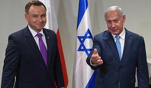 """Andrzej Duda w stanowczej rozmowie z """"Jerusalem Post"""". """"Nie zaakceptuję poniżania Polaków"""""""