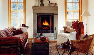 Przytulny dom gotowy na przyjście jesieni