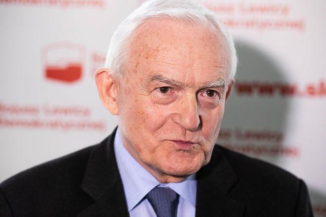 SLD oficjalnie potwierdziło start Leszka Millera w wyborach do Parlamentu Europejskiego