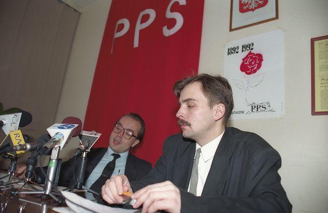 Grzegorz Ilka i Mariusz Ratajczak (1993 rok - Warszawa)