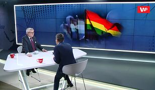 Rostowski o gejach w PiS. Czarnecki zszokowany