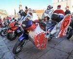 Motomikołajki 2013 pojechały w Warszawie