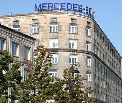 Mercedes powraca do domu bez kantów