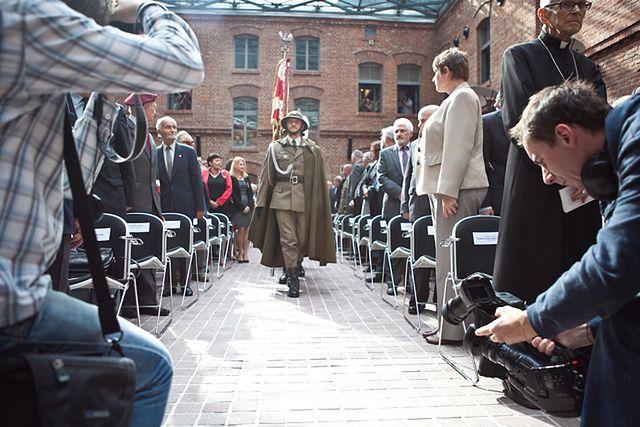 Uroczyste otwarcie Muzeum Armii Krajowej