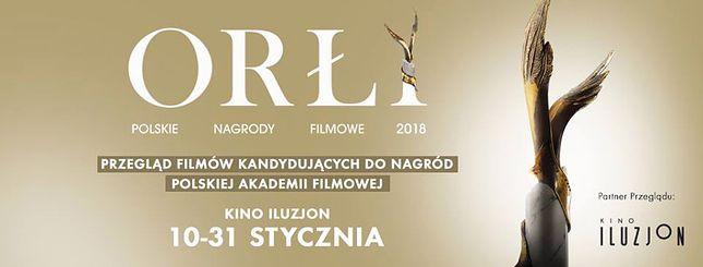 Trwa Przegląd Orłów na Player.tv i w kinie Iluzjon. Zobacz, kto ma szansę na nagrody Polskiej Akademii Filmowej