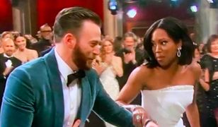 Chris Evans pokazał prawdziwą klasę na Oscarach.