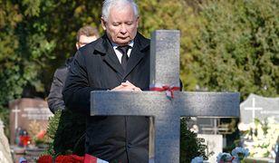 10. rocznica katastrofy smoleńskiej. Rzeczniczka PiS wydała oświadczenie ws. Jarosława Kaczyńskiego