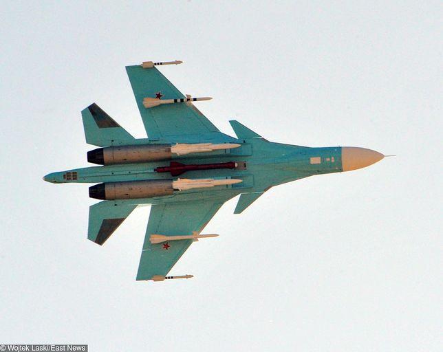 Rumunia. Brytyjskie myśliwce odstraszyły rosyjski bombowiec