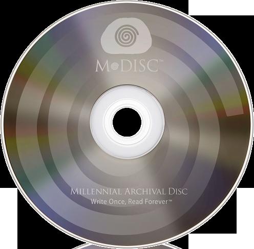 Płyty DVD, które wytrzymają 1000 lat: Millenniata M-DISC