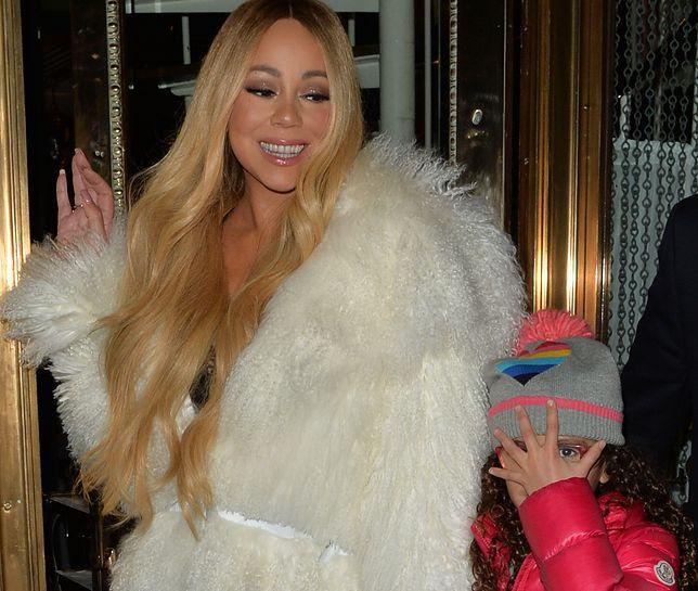 Mariah Carey ma córkę Monroe i syna Moroccan