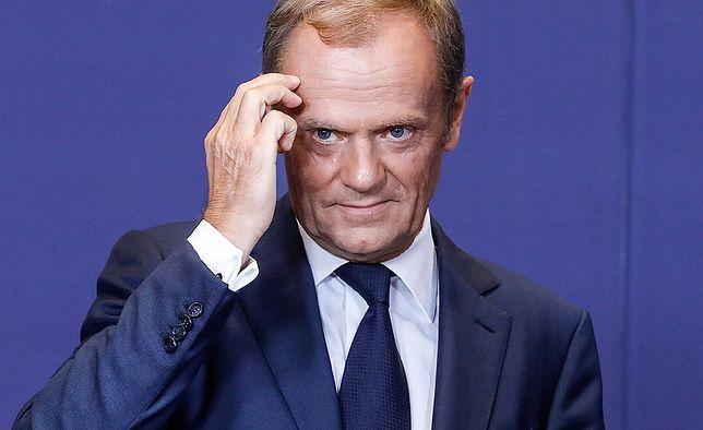 Donald Tusk odniósł się do decyzji KE