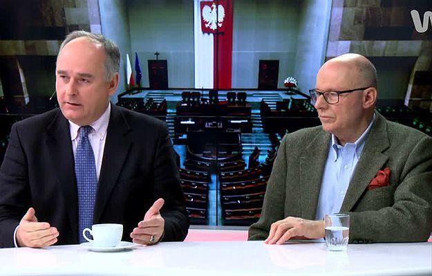 Paweł Zalewski (PO): zobaczymy, jak służby będą korzystały z nowych uprawnień, które pozwalają inwigilować Polaków