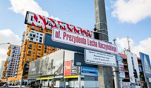 Nowe tablice na gdańskich ulicach kosztują łącznie 8,5 tys. zł