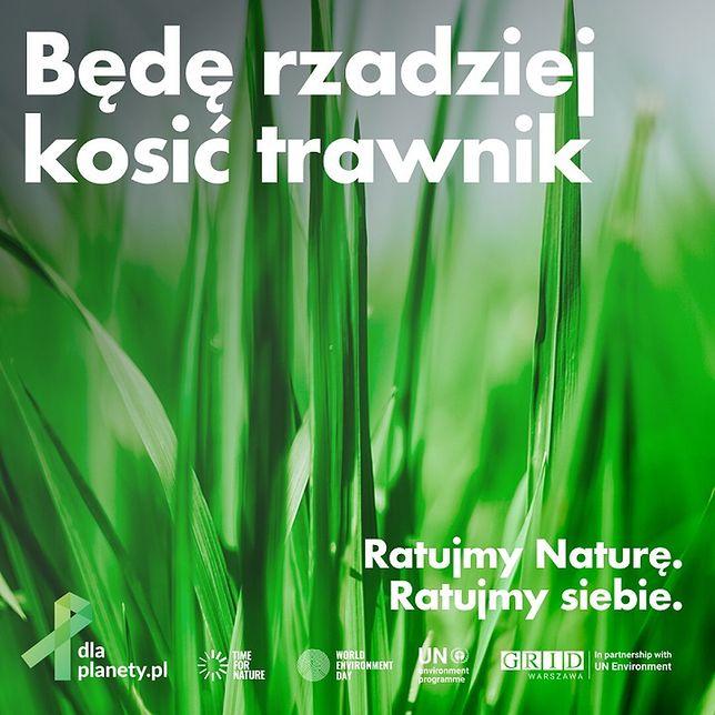 Warszawa. Każdy może podjąć ekologiczne postanowienie