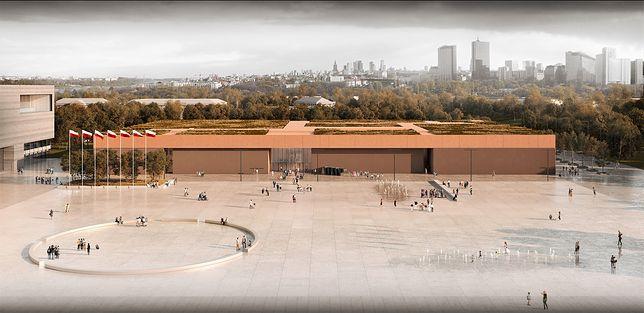 Warszawa. Muzeum Wojska Polskiego jeszcze w tym roku. NIK nie wierzy w ten termin