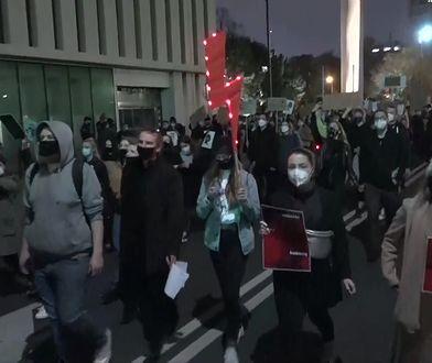 """Protesty w Warszawie. """"Wolność kocham i rozumiem"""""""