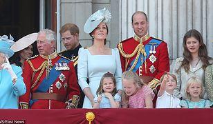 Brytyjska rodzina królewska cieszy się z nowego potomka Williama i Kate