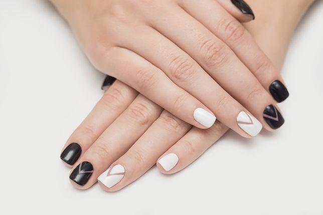 Manicure hybrydowy jest efektowny, ale może szkodzić paznokciom