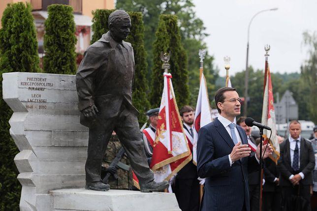 """Autor pomnika Lecha Kaczyńskiego: """"Chciałem oddać moc i siłę postaci prezydenta"""""""