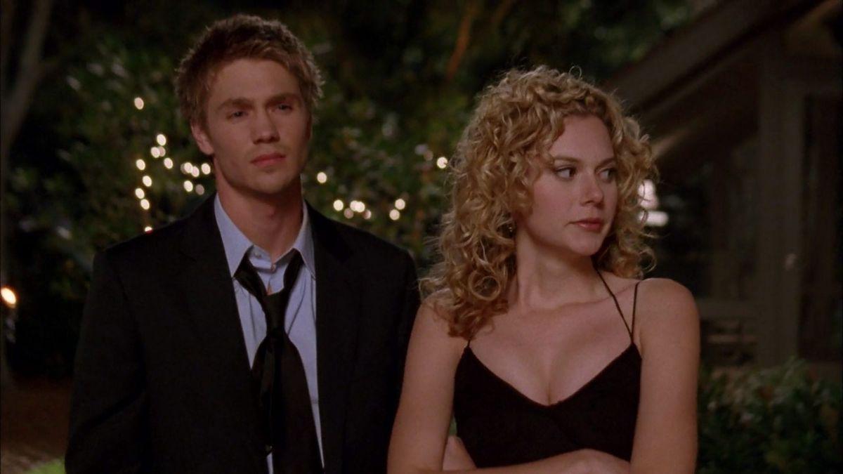"""Hilarie Burton i Chad Michael Murray w """"Pogodzie na miłość"""""""