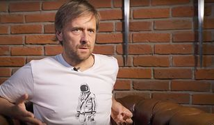 Marcin Iwański, współzałożyciel studia CD Projekt Red