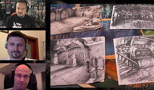 """Wywiad youtubera Dark Archon z twórcami pierwszej wersji """"Wiedźmina"""""""