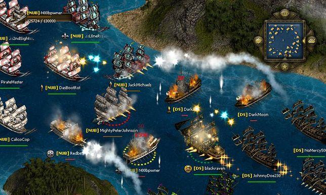 """Zimowa akcja specjalna w """"Seafight Piraci"""""""