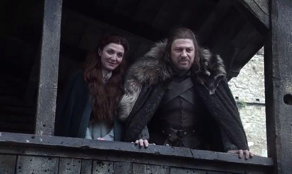 Gra o tron sezon 1, odcinek 1: Nadchodzi zima (Winter is coming)