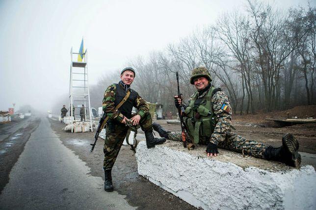 """""""Kijów sam wpycha Donbas w ręce Rosji"""""""